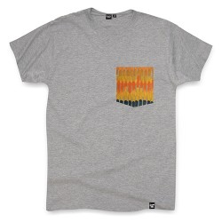 T shirt HIPPIE POCKET